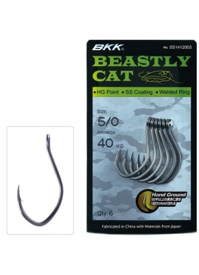 Bkk Beastly Cat Jig İğnesi