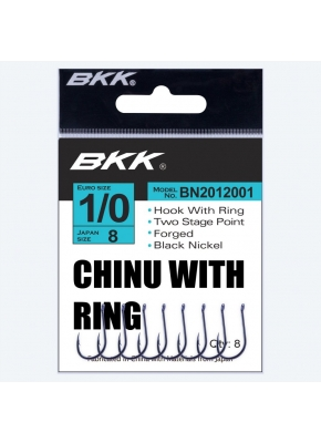 BKK Chinu With Ring İğne