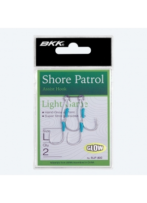 BKK Shore Patrol Light Game Asist Jig İğnesi